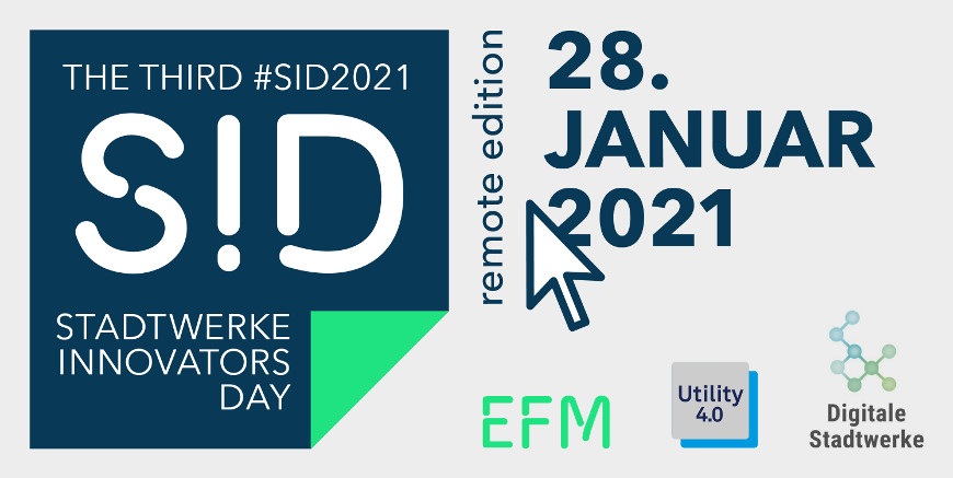 #SID2021 Stadtwerke Innovators Day - Remote Edition
