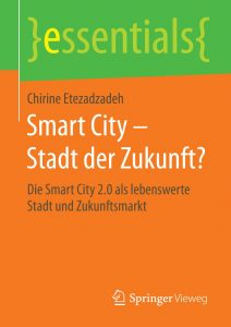 BVSC- Etezadzadeh-Buchcover-Smart City - Stadt der Zukunft?