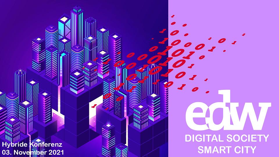 Digital Society/Smart City: Nur gemeinsam werden wir smart!